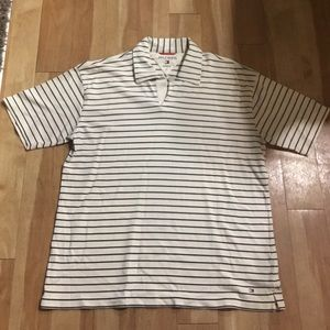 Tommy Hilfiger Short Sleeve Collar XL